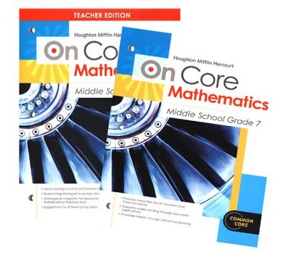 On-Core Mathematics Grade 7 Bundle   -