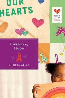 Threads of Hope - eBook  -     By: Christa Allan