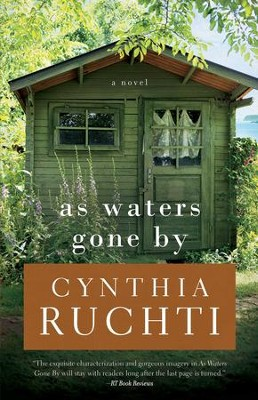 As Waters Gone By - eBook  -     By: Cynthia Ruchti