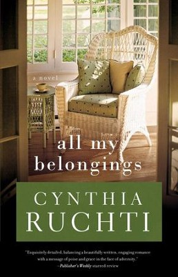 All My Belongings - eBook  -     By: Cynthia Ruchti