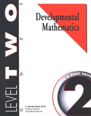 Developmental Math, Level 2, Student Workbook   -     By: L. George Saad