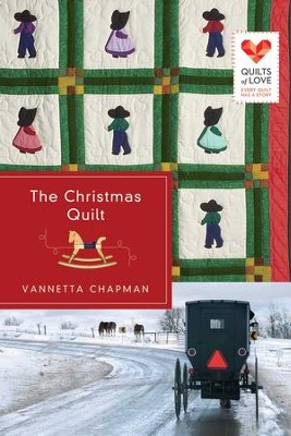 The Christmas Quilt - eBook  -     By: Vannetta Chapman