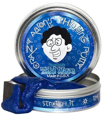 Tidal Wave Super Magnetic Putty, Blue  -