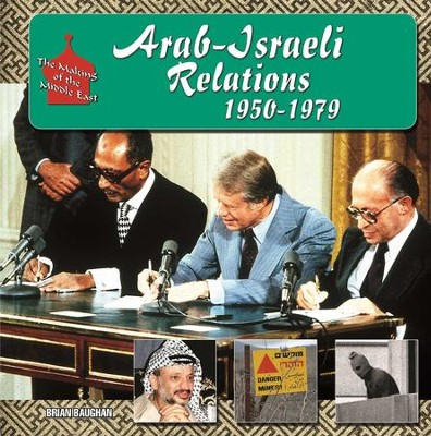 Arab-Israeli Relations, 1950-1979 - eBook  -     By: Brian Baughan