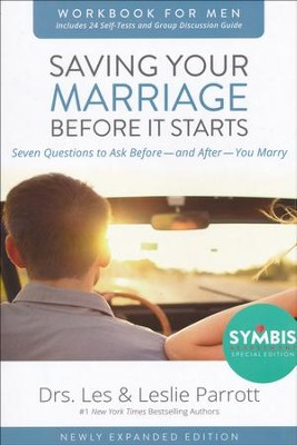Saving Your Marriage Before It Starts Workbook for Men, Revised  -     By: Dr. Les Parrott, Dr. Leslie Parrott
