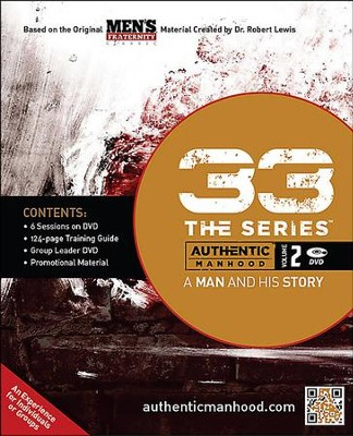 33 The Series: A Man and His Story, DVD Leader Kit  -     By: Men's Fraternity