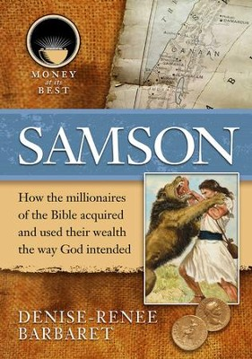 Samson - eBook  -     By: Denise-Renee Barbaret