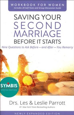 Saving Your Second Marriage Before It Starts Workbook for Women, Revised  -     By: Dr. Les Parrott, Dr. Leslie Parrott