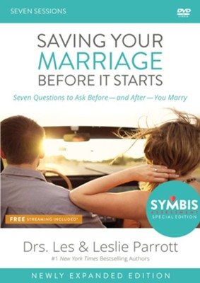 Saving Your Marriage Before It Starts DVD, Revised  -     By: Dr. Les Parrott, Dr. Leslie Parrott