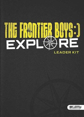 Frontier Boys: Explore, DVD Leader Kit  -     By: John Grooters