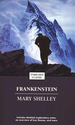Frankenstein   -     By: Mary Shelley