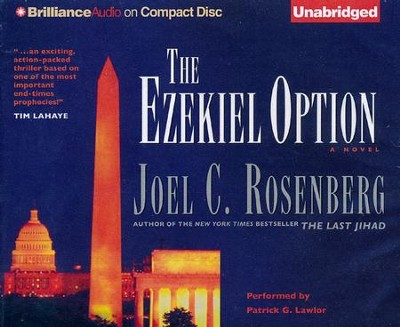 The Ezekiel Option - unabridged audiobook on CD  -     By: Joel Rosenberg