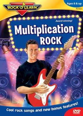 Multiplication Rock DVD   -