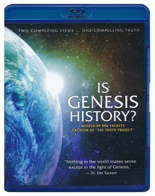 Is Genesis History? Blu-ray   -     By: Del Tackett, Thomas Purifoy Jr.