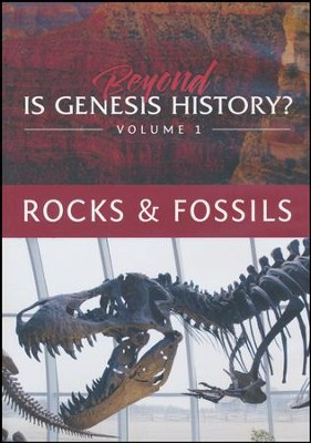 Beyond Is Genesis History? Vol. 1: Rocks and Fossils, DVD   -     By: Thomas Purifoy Jr.