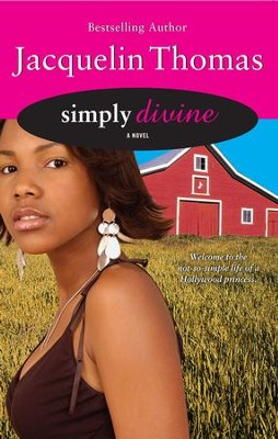 Simply Divine - eBook  -     By: Jacquelin Thomas