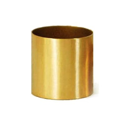 Brass Candle Socket 1.5 x 1.5  -