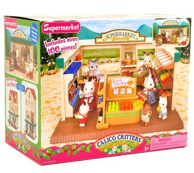 Calico Critters Supermarket  -