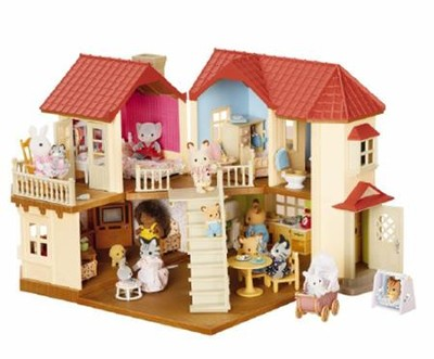 Calico Critters Luxury Townhome  -