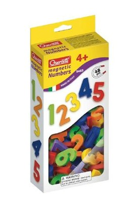 Magnetic Numbers  -