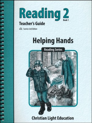 Helping Hands - Teacher's Guide with answers   -