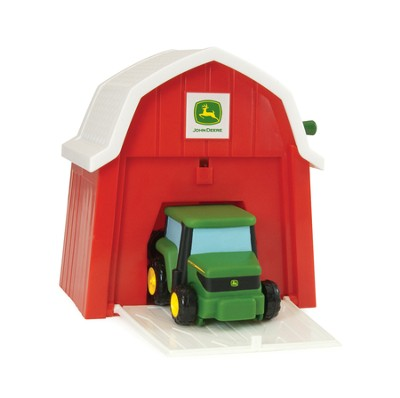 John Deere - Tractor in the Barn Jack in the Box  -