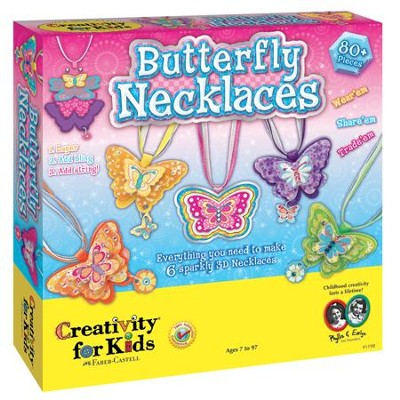 Butterfly Necklaces Kit  -