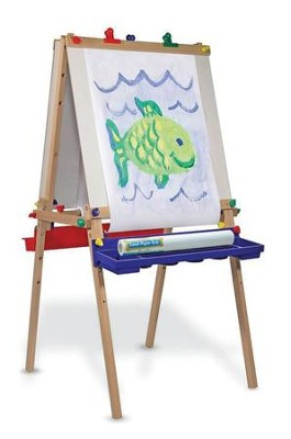 Wooden Art Easel   -