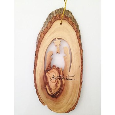 Nativity Ornament, Family  -