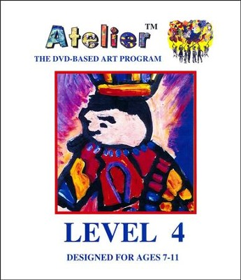 DVD-Based Art Lesson Modules Level 4C  -