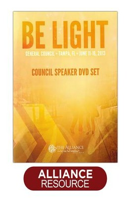 Be Light - General Council - Tampa, FL - June 11-16, 2013  -     By: The Christian, Missionary Alliance