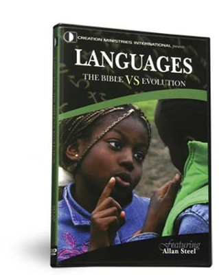 Languages: The Bible vs Evolution  -     By: Allan Steel