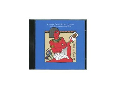Old Testament and Ancient Egypt School Enhanced CD   -     By: Marlin Detweiler, Laurie Detweiler