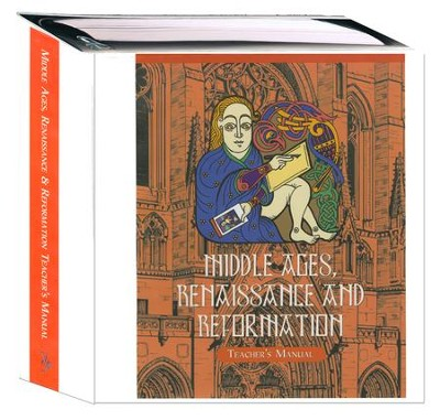 Middle Ages Renaissance & Reformation School Manual  -     By: Marlin Detweiler, Laurie Detweiler
