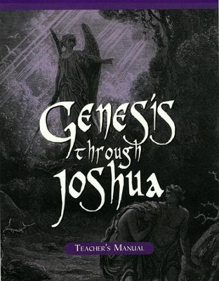 Genesis-Joshua School Manual  -     By: Marlin Detweiler, Laurie Detweiler