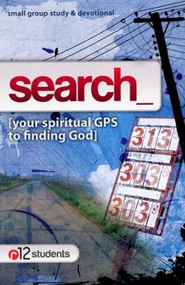 Search Study Guide  -     By: Chip Ingram