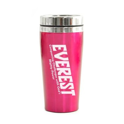 Everest VBS, Travel Mug, Pink   -