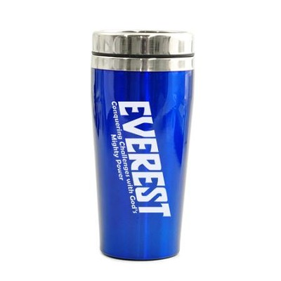 Everest VBS, Travel Mug, Blue   -