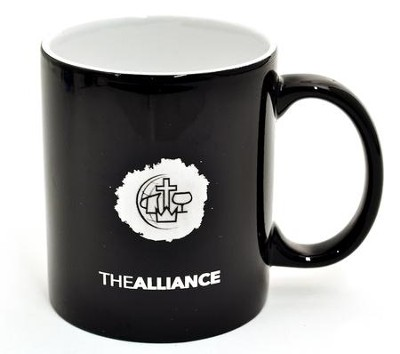 The Alliance, Mug, Black   -