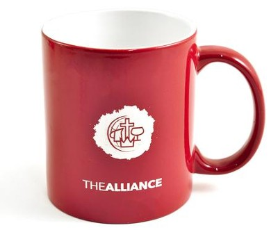The Alliance, Mug, Red   -