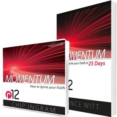 Momentum Individual Study Kit (1 CD Series & 1 Devotional)  -     By: Chip Ingram