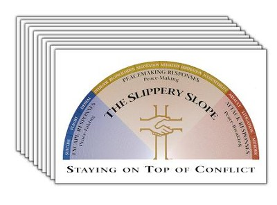 The Slippery Slope Cards, 10 Pack   -