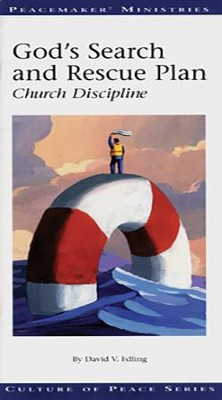 God's Search and Rescue Plan: Church Discipline   -     By: David V. Edling