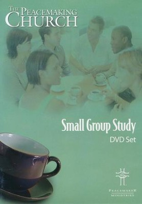 The Peacemaking Church, Small Group Study DVD Set    -