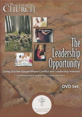 The Leadership Opportunity DVDs  -