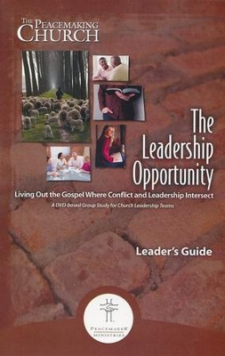 The Leadership Opportunity Leader's Guide   -