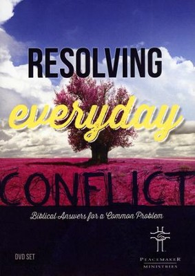 Resolving Everyday Conflict DVDs   -