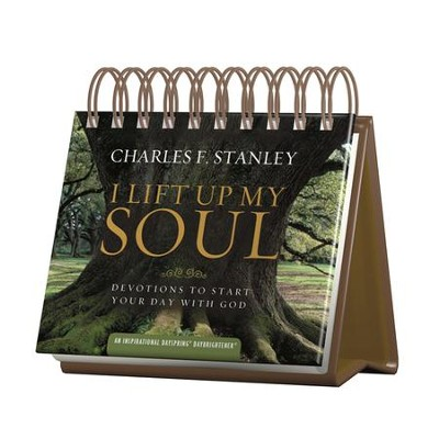 I Lift Up My Soul   -     By: Charles F. Stanley