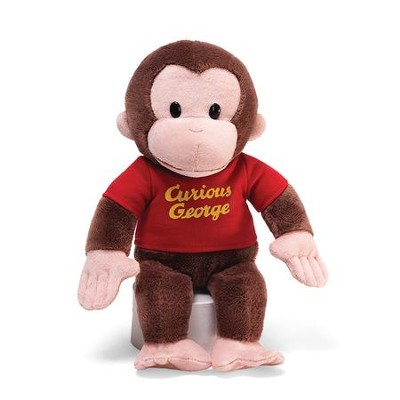 Curious George 12 Inch Plush   -     By: Margret Rey