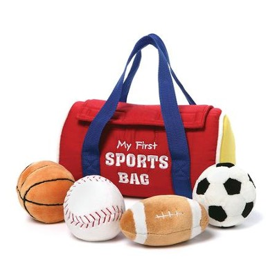 My First Sports Bag Playset   -